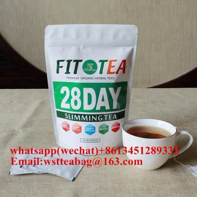 100% natural fit tea slimming tea with no side effective