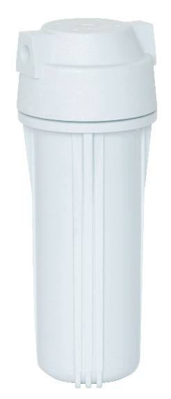 10 inch dubbele o-ring wit water filter behuizing voor RO systerm