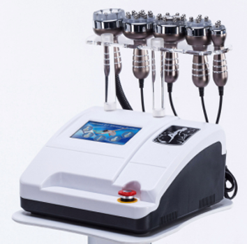 Hot Selling Slimming Machine STM-8036E Vacuum 40K cavitation Laster Multipolar RF Machine for Body and Face and Eyes' Around