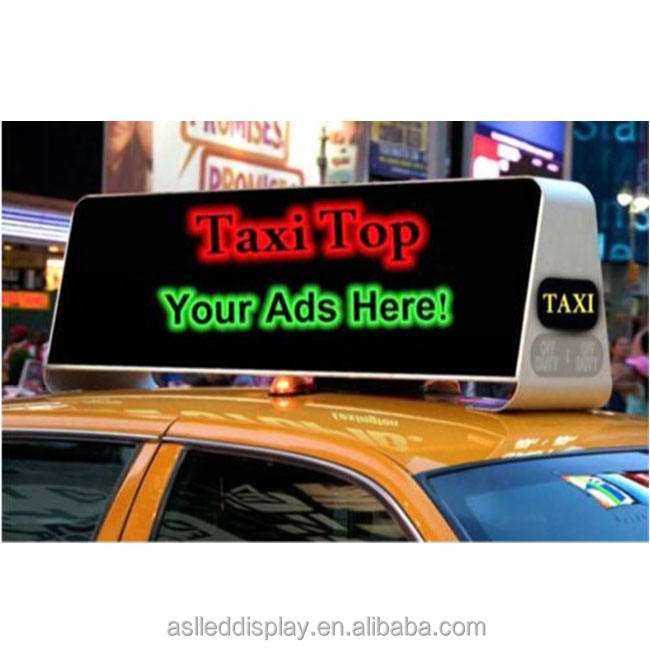 Auto display banner P5 wireless <span class=keywords><strong>taxi</strong></span>/auto/taxicab geführt oberlicht display