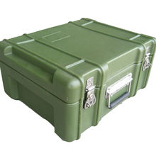 Lofty high impact military transport case plastic transport box