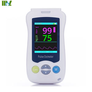 Top sale Simple accurate Handheld Pulse Oximeter / Finger Pulse Oximeter