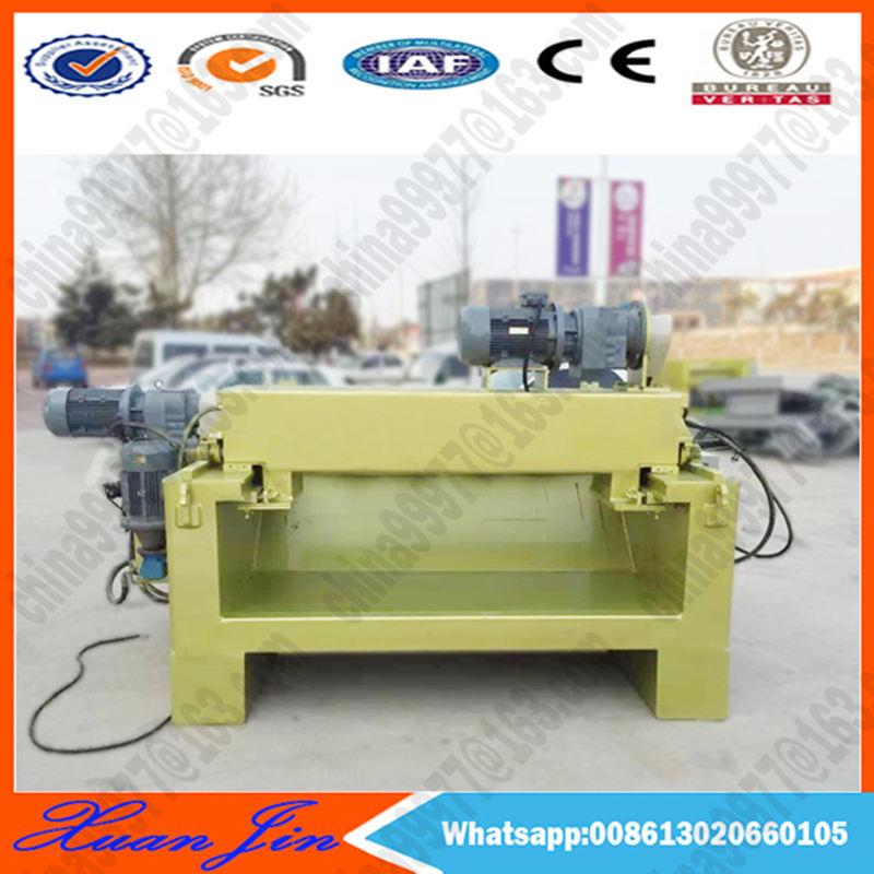 4 pieds diamètre bois journal rotatif debarker pour la chine fabricant linyi xuanjin / debarking machine