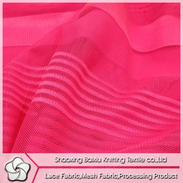 bright rose /brilliant yellow/emerald green and many other colors in stock for stripe mesh fabric wholesale