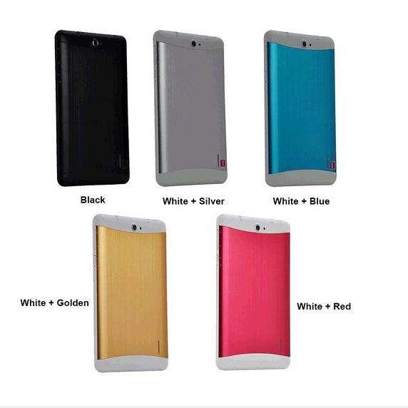 7 inch Tablet PC 3 Gam Phablet GSM/WCDMA MTK6572 Dual Core 4 GB Android 4.2 Dual SIM Máy Ảnh Flash Light GPS G
