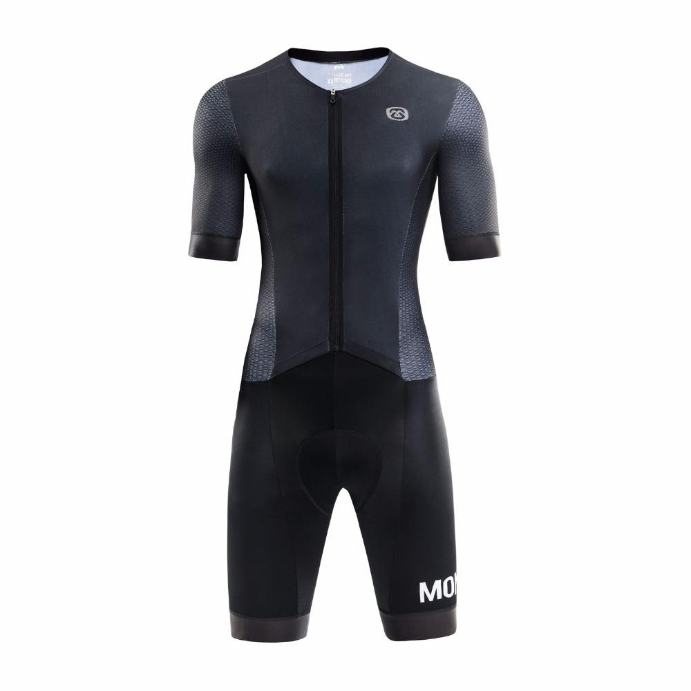 Custom high performance cycling skin suit