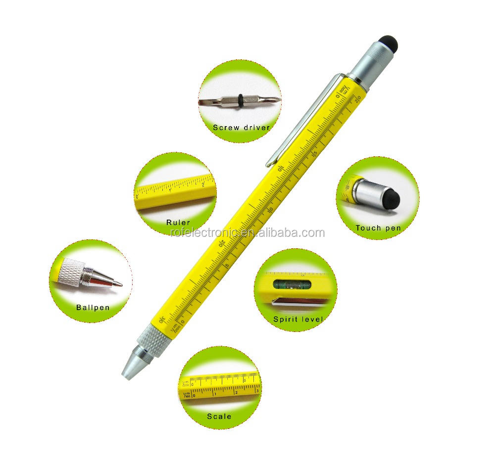 ROF An High quality Art multifunction pen Tool Pen/custom pencil