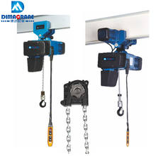 Europe style Manual trolley mini electric chain hoist