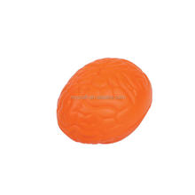 Promotional Toy Style And PU Material PU Organ Shaped Brain Stress Balls