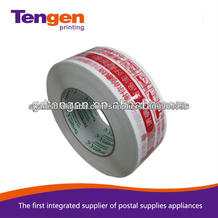 BOPP/OPP Adhesive packing tapes for carton sealing