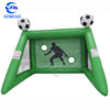 Outdoor inflatable soccer goal inflatable football goal post for sale