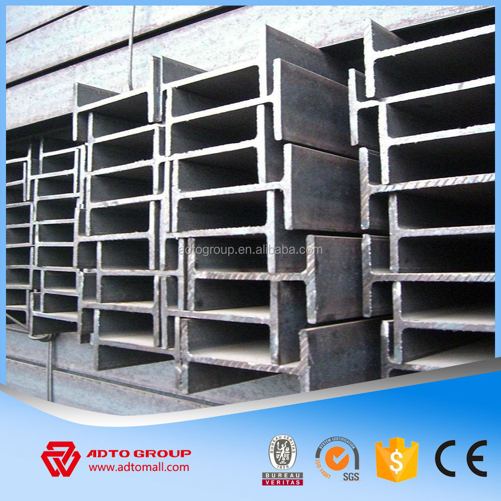 HEB,HEA,IPE Standard H Beam, Galvanized Steel Column for Sale,Hot Rolled Structural Steel H Beam