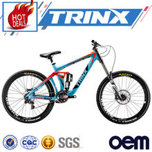 27.5 inch e1000 T800 Carbon Full suspension Mountain bike with SRAM 10 speed from Trinx bicycle Factory