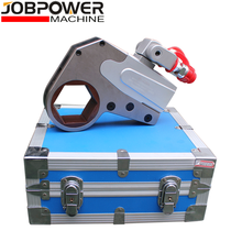 JOBA WHCD-SeriesTools Hytorc Power Cylinder China 15000 nm  Price  Hollow Low Profile Hydraulic Torque Wrench