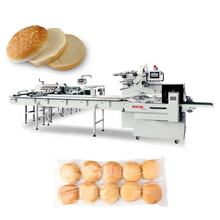 Fully Automatic Pillow Packing Machine for Panini Roll