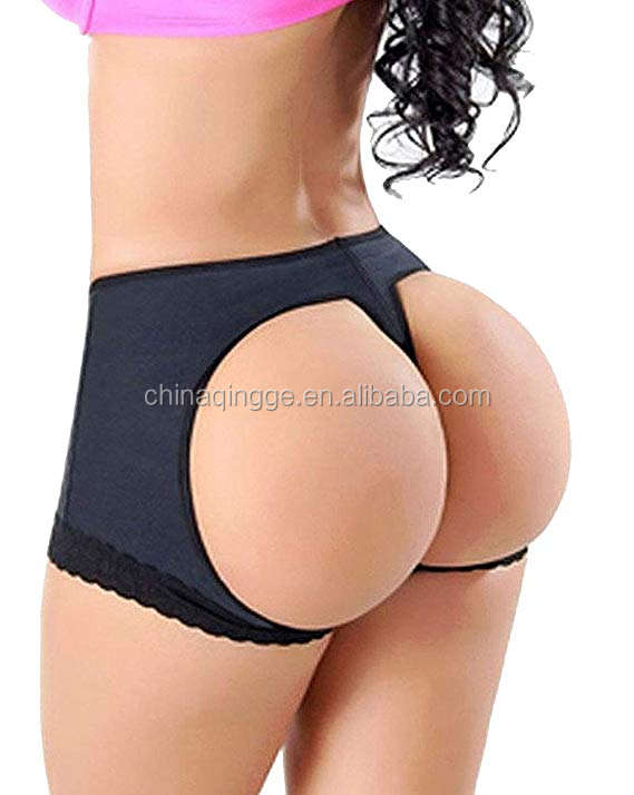 <span class=keywords><strong>Comfortabel</strong></span> En Ademend Mesh Butt Lifter Shaper Vrouwen Butt Lifter Shapewear Slipje Hoge Taille Hip Enhancer Shaper Panty