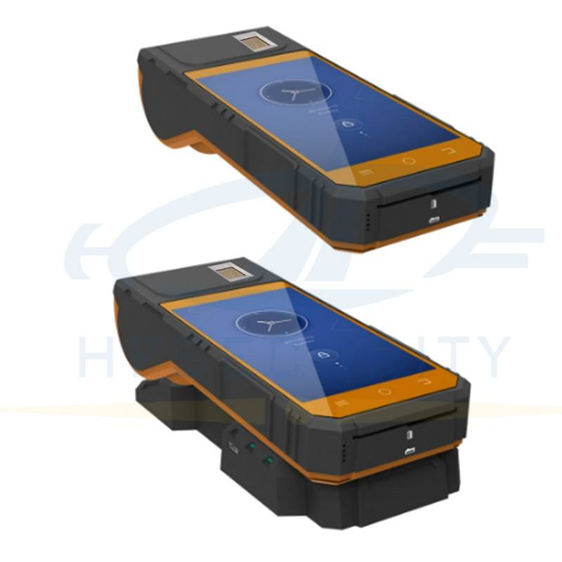 HF FP09 POS Machine met Printer voor E-wallet Toepassing Bus Ticket Printer