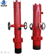 API 5CT Single Valve Ultrahigh Pressure Casing cementing head