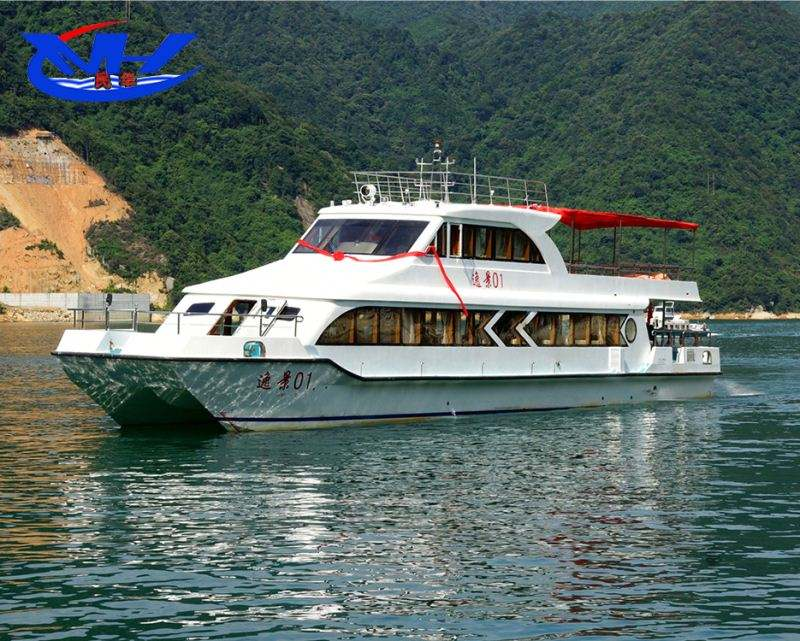 High Quality 26seats Crew Passenger ferry Boat for sale