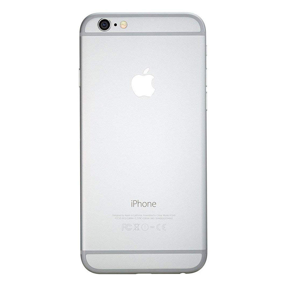 Silver Used B Grade Mobile Phone 64GB for apple Iphone 6