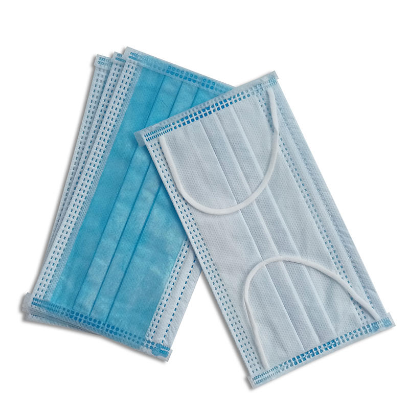 Disposable Non Woven 3ply Surgical Face Mask With Ear loop