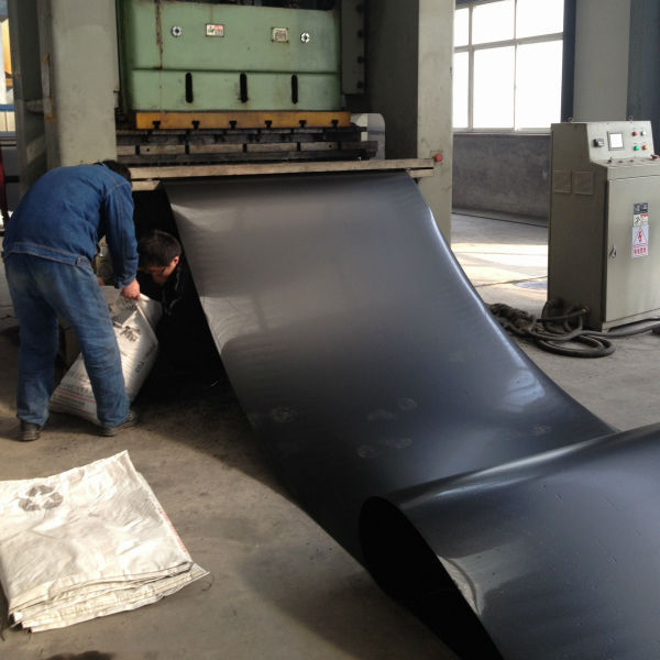 ASTM 2.0mm HDPE Plastic Sheet Anti-seepage Geomembrane Liner 0.75 mm-3 mm Best-selling Global
