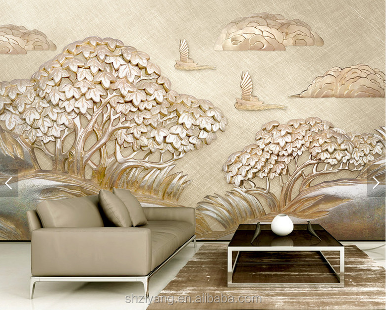 Muur Papers Home Decor 3d Behang Uit China