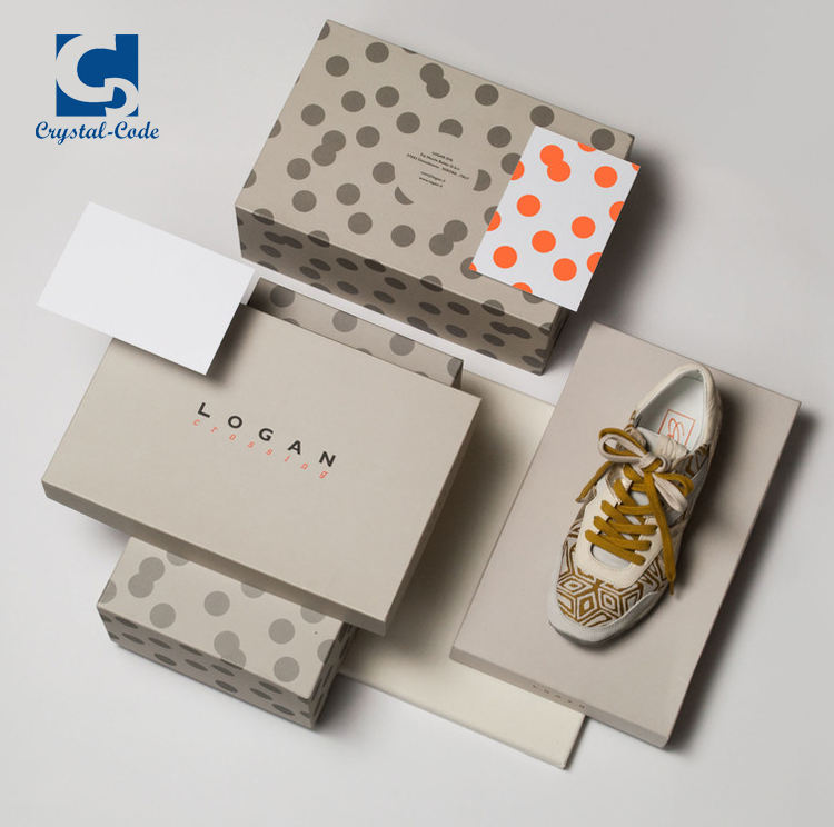 wholesale high quality popular gift cardboard shoe box