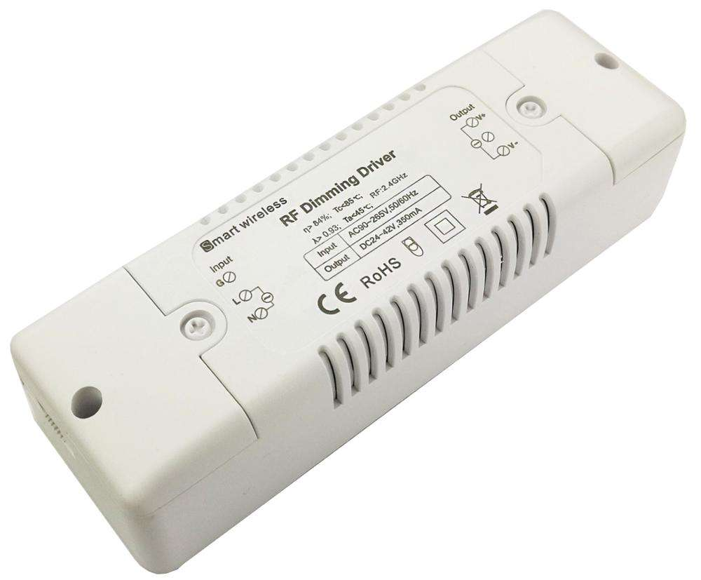 2.4ghz intelligent remote control led driver 350ma constant current