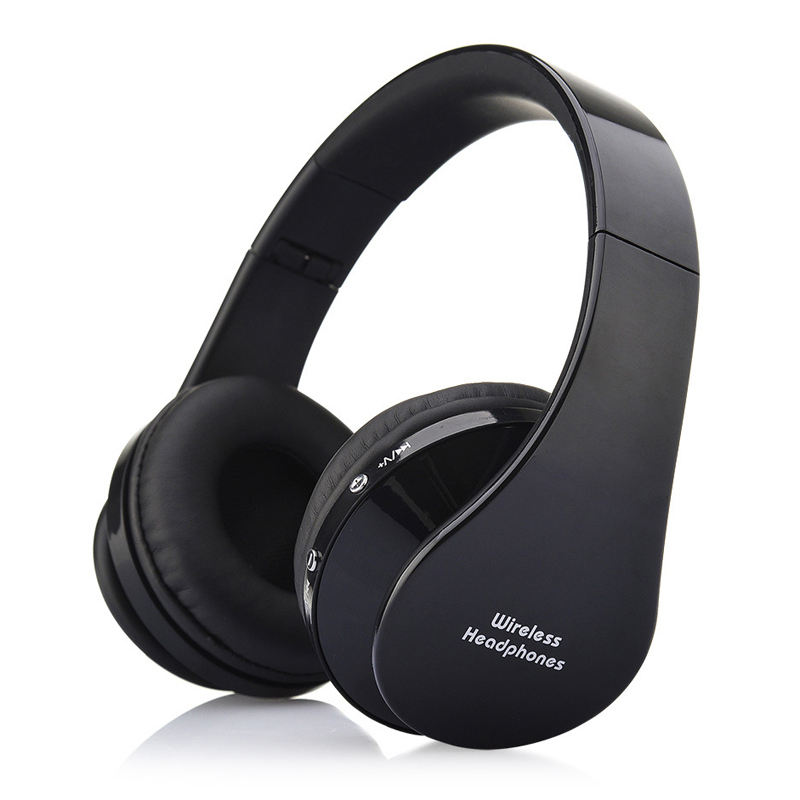 Headband design Foldable True Stereo Bluetooth Wireless Headphone