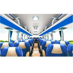 PVC bus luggage rack