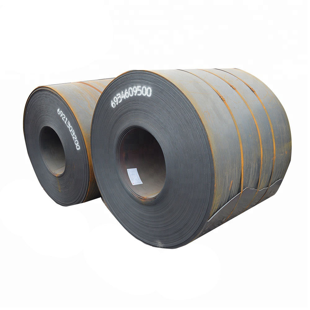 65mn Hot Rolled Steel Coil Piring