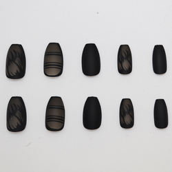 European style nailssalonprofessionalproducts fake nails 24 pcs false nails