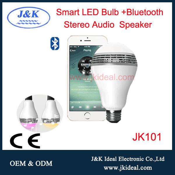 Jk101 <span class=keywords><strong>Новый</strong></span> стиль из светодиодов лампа bluetooth динамик