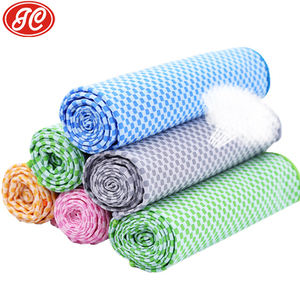 Quick-Dry Soft Cool Bamboo Fiber Cooling Towel For Summer