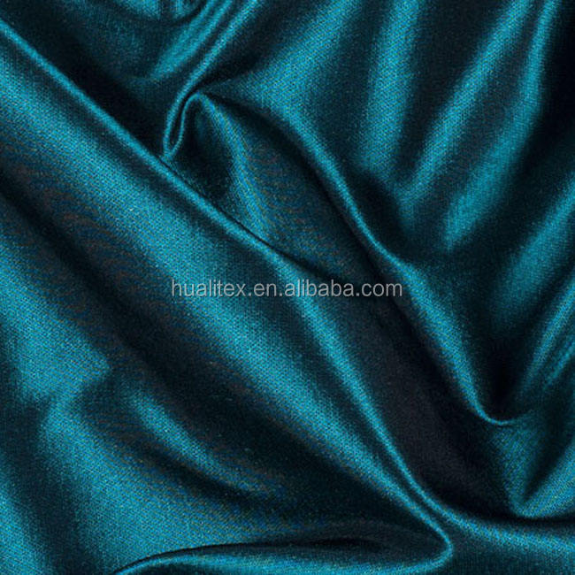 Chinese Supplier 100% polyester taffeta fabric manufacturers in surat lining