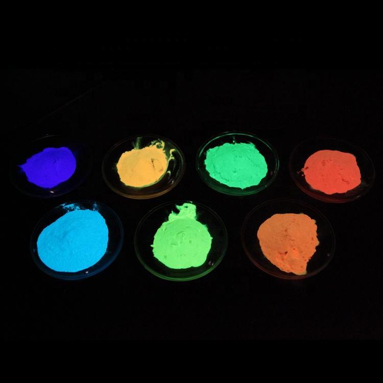 все фотолюминесцентная краска в виде порошка это