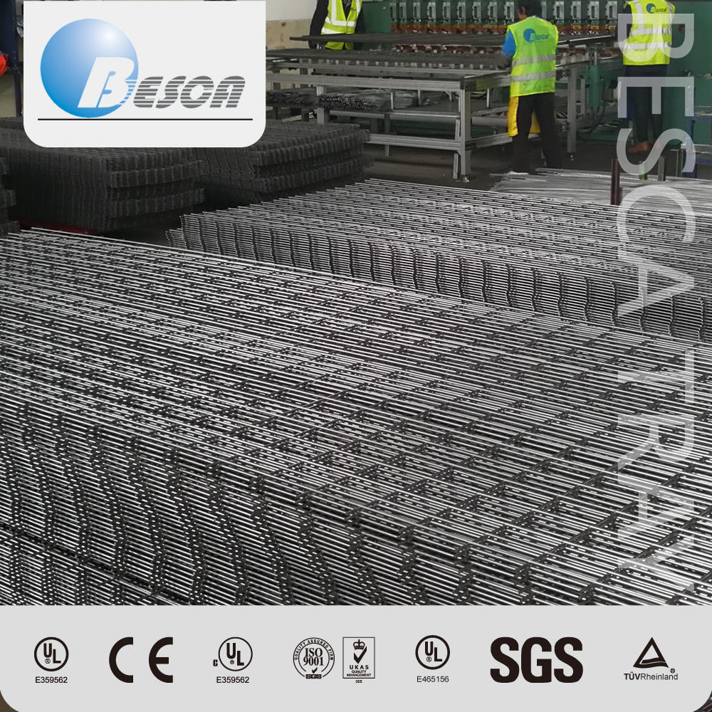 High Quality in World Besca Galvanized Steel Wire Mesh Cable Tray