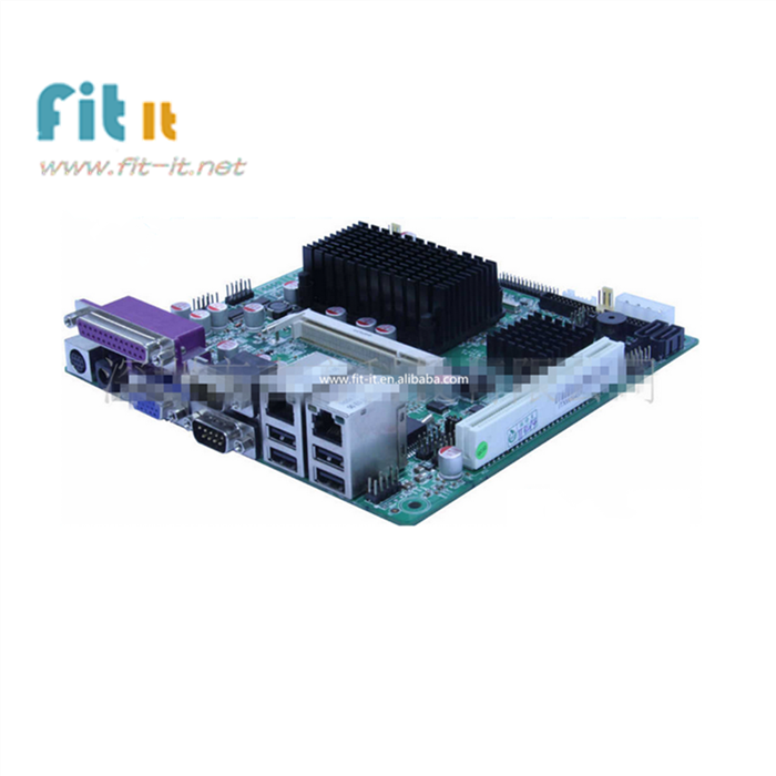 M-D36CLB2-D525 Industrial Mainboard support INTEL ATOM 525 for Atom