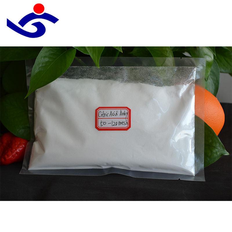 CY Additifs Alimentaires acide citrique anhydre fs qualité