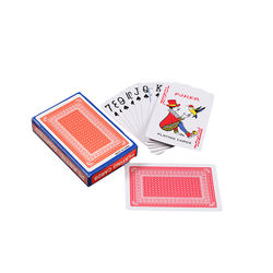 Alibaba website promotional custom printed poker playing cards