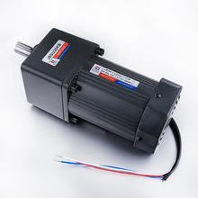 OEM Approval 110v 220v 240v 60w 80w 90w 120w 150w Electric Fan Motor Ac Servo Geared Motor
