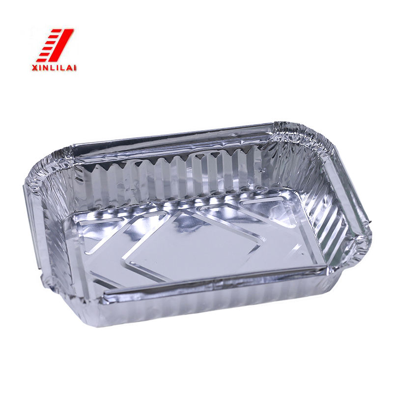 2018 hot new products Aluminium 호 일 주방 container jumbo 롤 i 대 한 만들기 노 식품 manufacture
