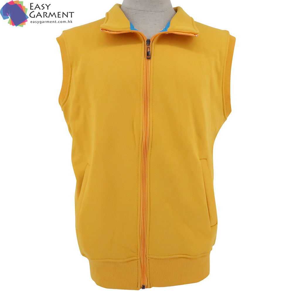 Plus récent baseball 3D d'impression en nylon taslon orange regular fit gilet fluorescent veste pour extérieur