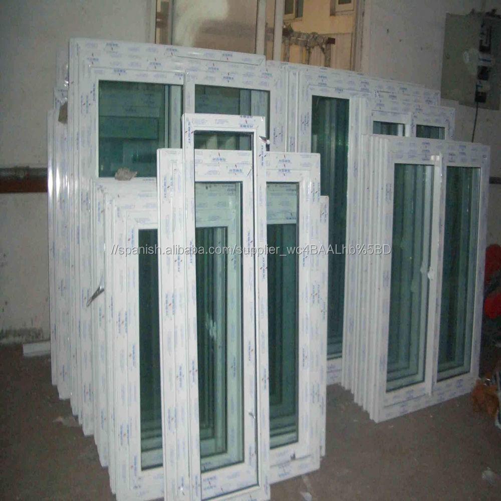 China de aluminio <span class=keywords><strong>proveedor</strong></span> ventanas Oscilobatientes, <span class=keywords><strong>inclinación</strong></span> up ventana de aluminio con doble cristal templado