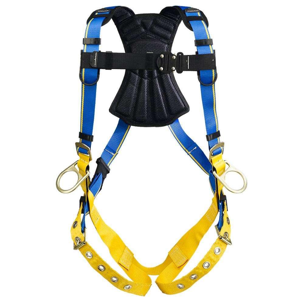Mũ bảo hiểm an toàn vành đai toàn bộ body harness linh kiện với giảm xóc