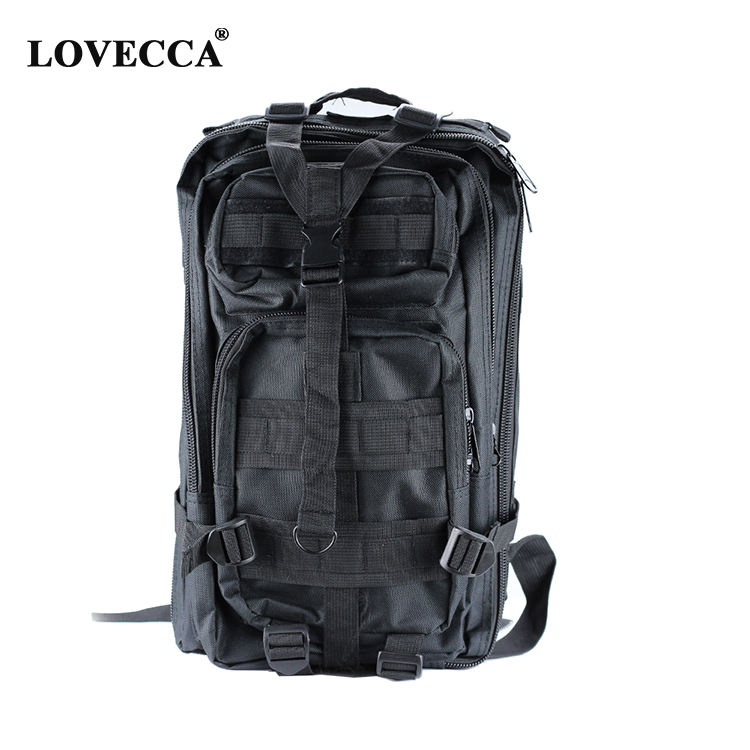 wholesale american military black backpack manufacturers,3 layer tactical backpack