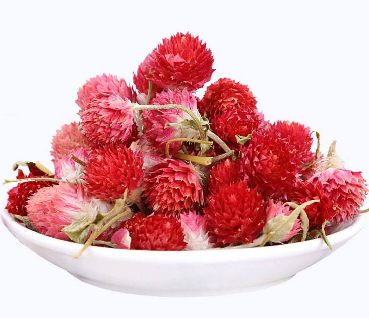Chinese Hong qiao mei Gedroogde Globe Amaranth <span class=keywords><strong>Thee</strong></span> Bloem <span class=keywords><strong>Thee</strong></span> Kruidenthee Voor Huidverzorging