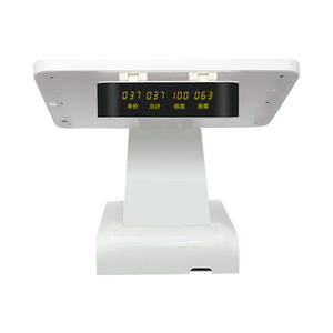 Jepower JP762A-AK8 15,6 zoll Wide Screen Touch Monitor Cash Register Android Arbeitsplatte Pos-Terminal