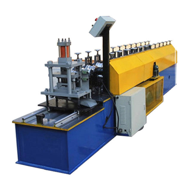 2016 New Condition Roller shutter door slats roll forming machine rolling shutter door roll forming making machinery